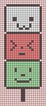 Alpha pattern #97234