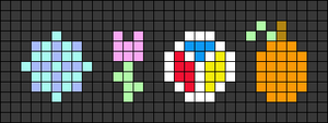 Alpha pattern #97237