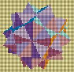Alpha pattern #97240