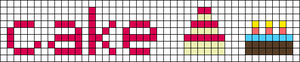 Alpha pattern #97246