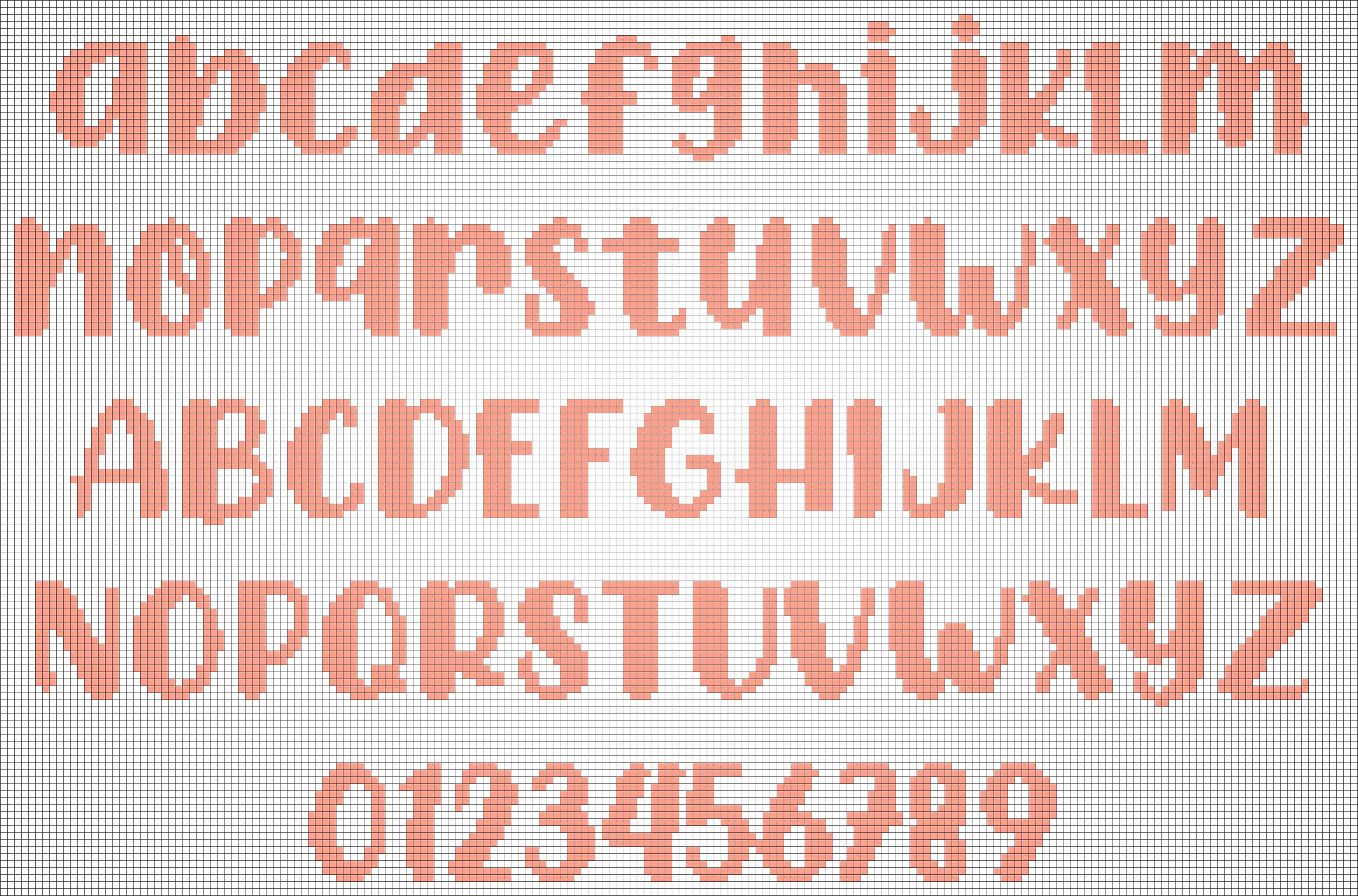 Alpha pattern #97250 preview