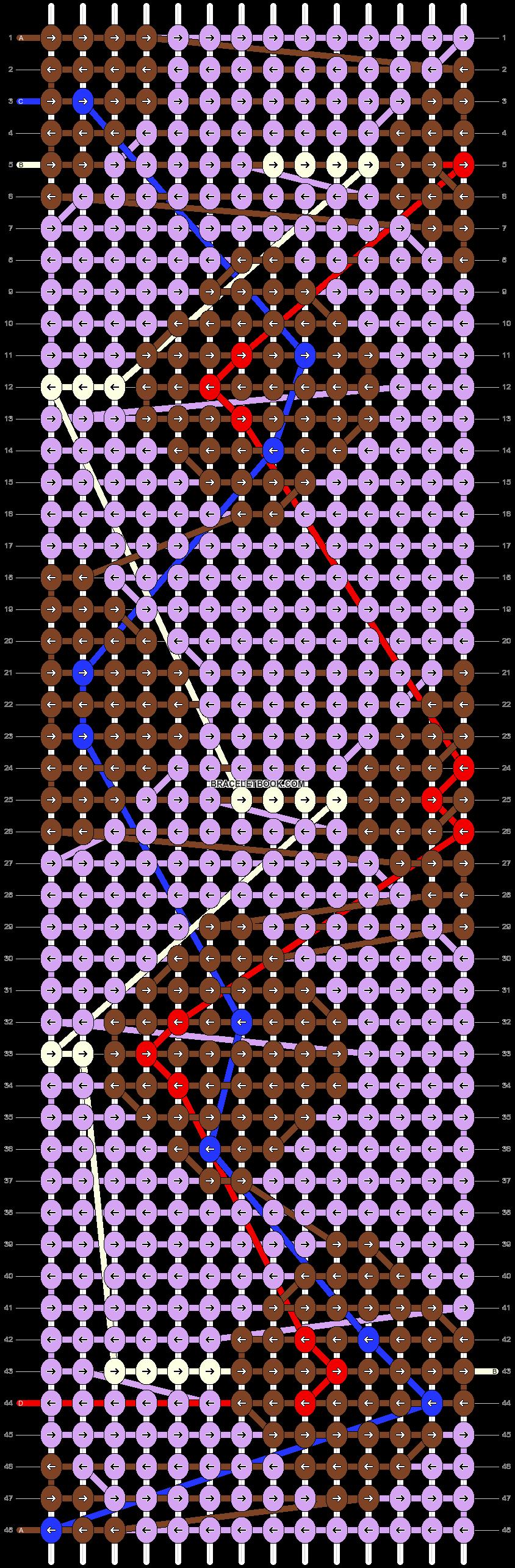 Alpha pattern #97252 pattern