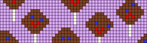 Alpha pattern #97252