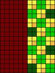 Alpha pattern #97257