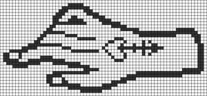 Alpha pattern #97268