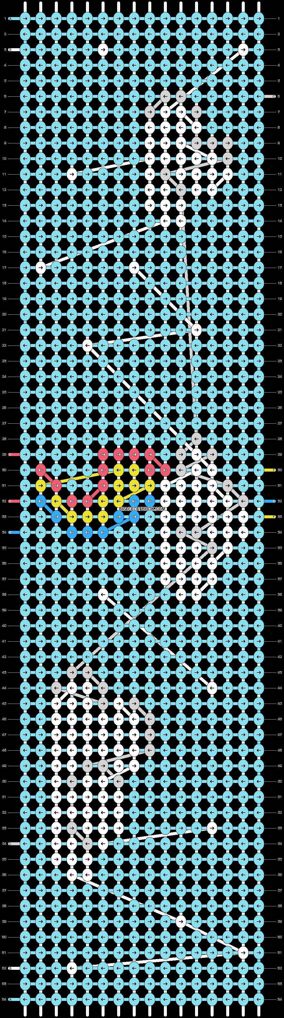 Alpha pattern #97269 pattern