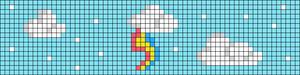 Alpha pattern #97269