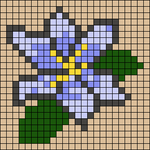Alpha pattern #97270