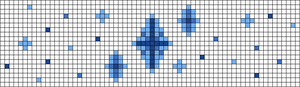 Alpha pattern #97281