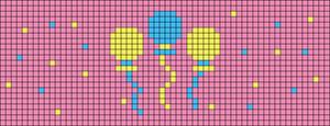 Alpha pattern #97283