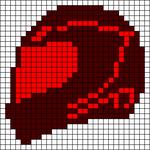 Alpha pattern #97287