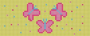 Alpha pattern #97297