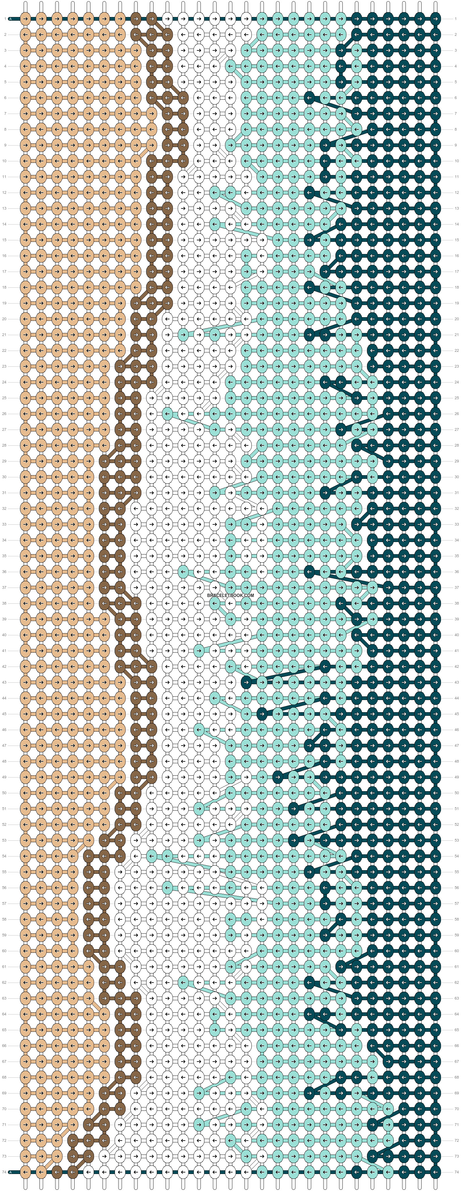 Alpha pattern #97301 pattern