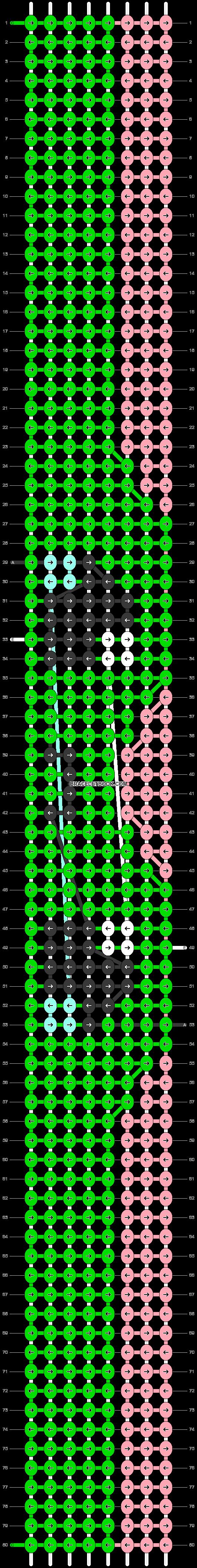 Alpha pattern #97347 pattern