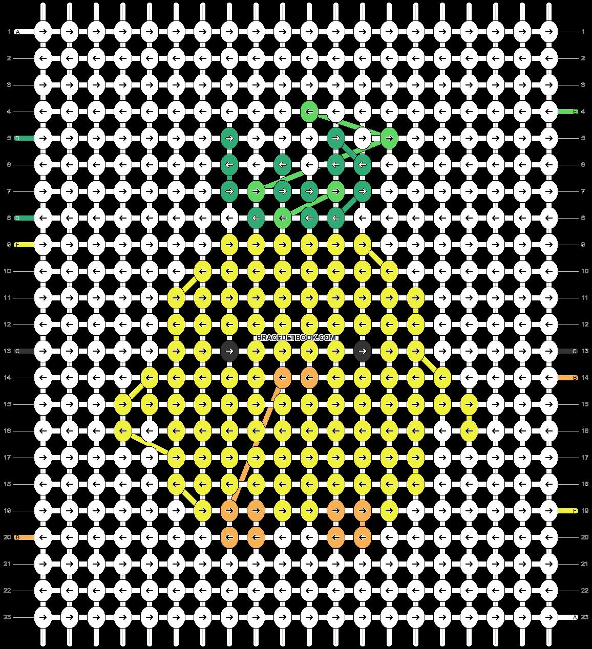Alpha pattern #97369 pattern