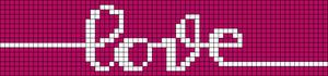 Alpha pattern #97371