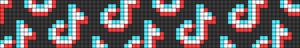 Alpha pattern #97376