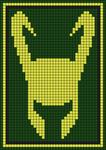 Alpha pattern #97382