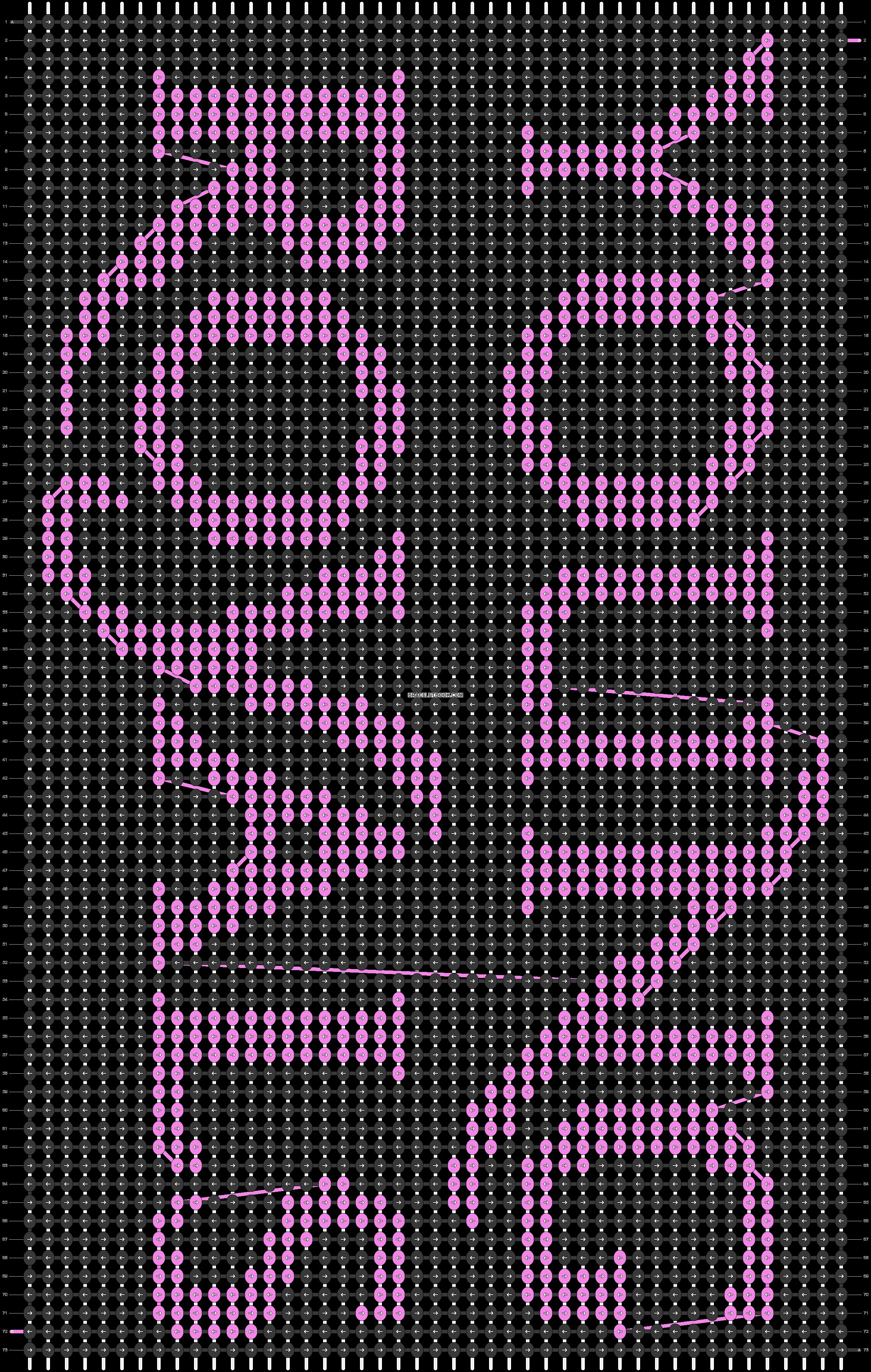 Alpha pattern #97385 pattern