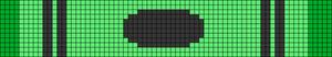 Alpha pattern #97387