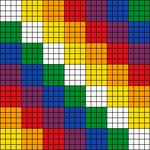 Alpha pattern #97389