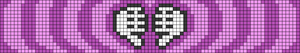 Alpha pattern #97391