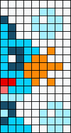 Alpha pattern #97392