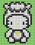 Alpha pattern #97403