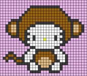 Alpha pattern #97404