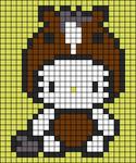 Alpha pattern #97406