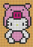 Alpha pattern #97407