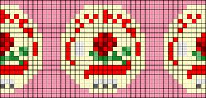 Alpha pattern #97414