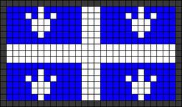 Alpha pattern #97434