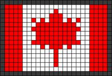 Alpha pattern #97436