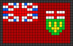 Alpha pattern #97438