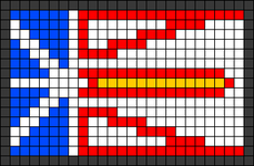 Alpha pattern #97439