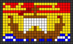 Alpha pattern #97440