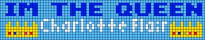 Alpha pattern #97442