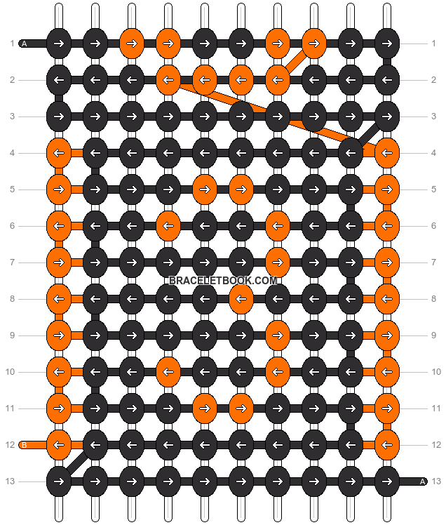 Alpha pattern #97471 pattern