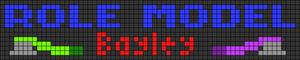 Alpha pattern #97478