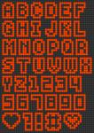 Alpha pattern #97519
