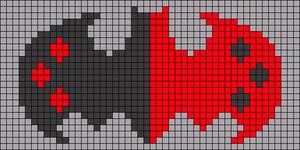 Alpha pattern #97547