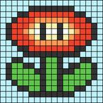 Alpha pattern #97550