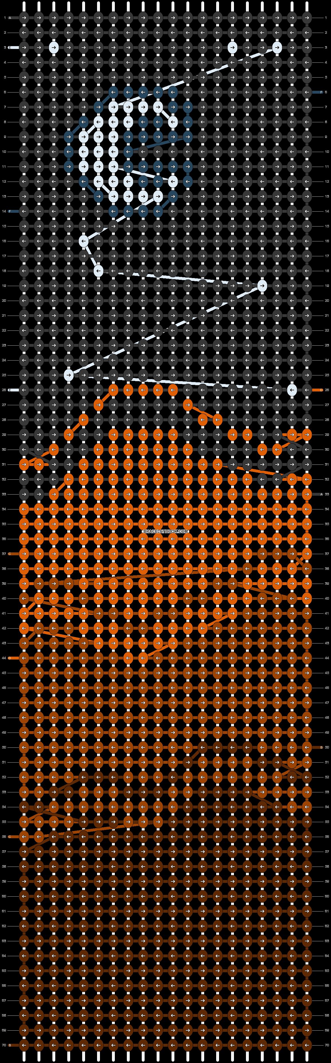 Alpha pattern #97557 pattern