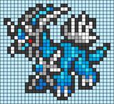 Alpha pattern #97562