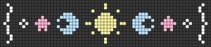 Alpha pattern #97572