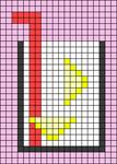 Alpha pattern #97575