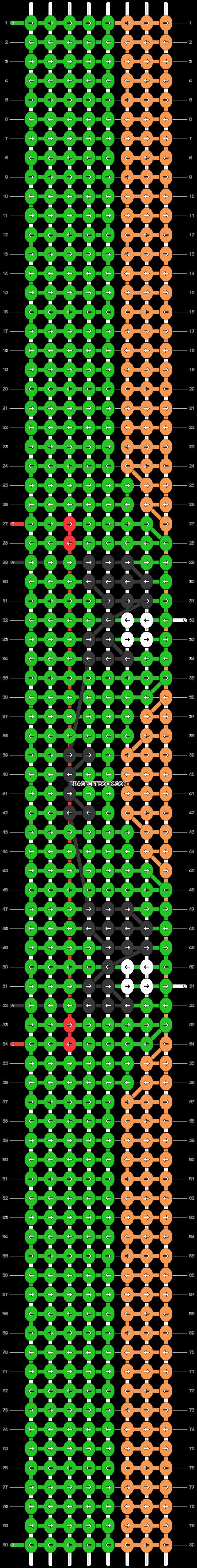 Alpha pattern #97608 pattern
