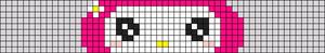Alpha pattern #97632