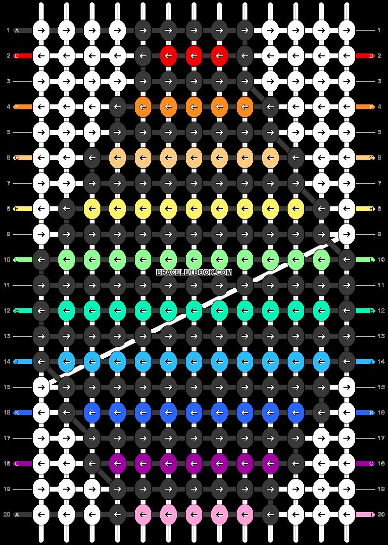Alpha pattern #97672 pattern